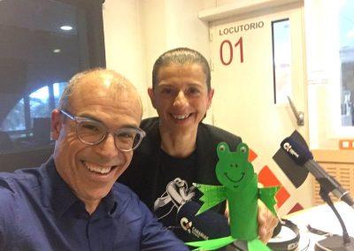 Entrevista 3R+1 con Kiko Barroso