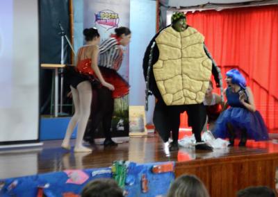 SLPH_Semana Cultural Colegio Marpe